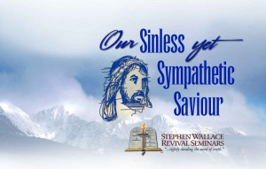 our sinless yet sympathetic savior - SYSS_web