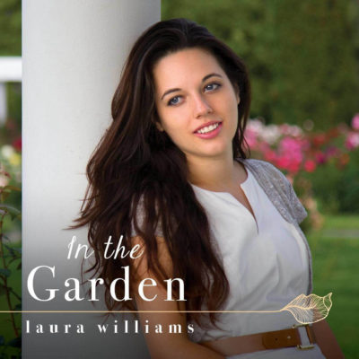 "CD Cover for ""In the Garden"" by Laura Williams"